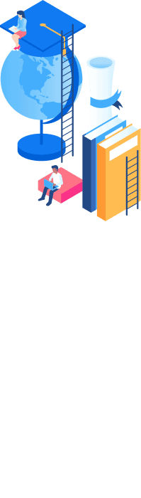 ladder-and-globe