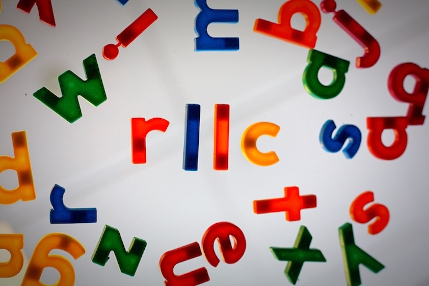 RLLC Letters Small